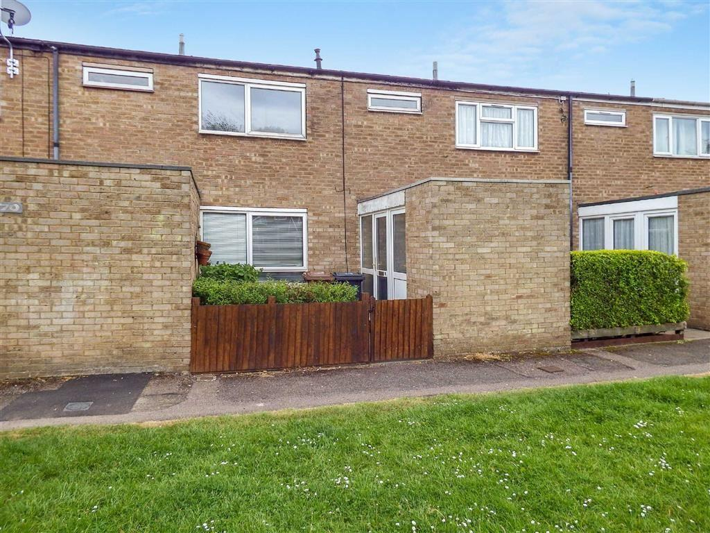 3 Bedrooms Terraced House for sale in Ely Close, Stevenage, Hertfordshire, SG1