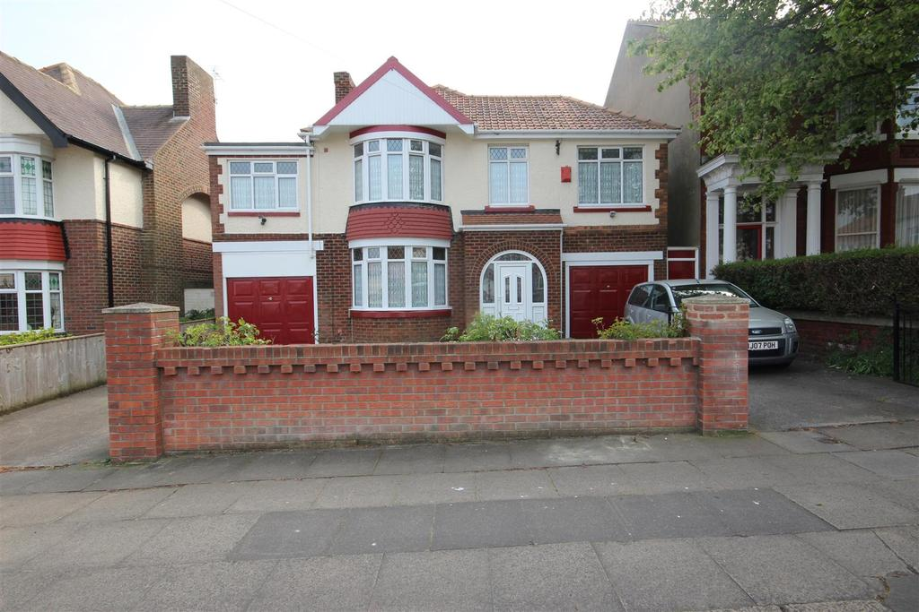 5 Bedrooms Detached House for sale in Park Road, Hartlepool