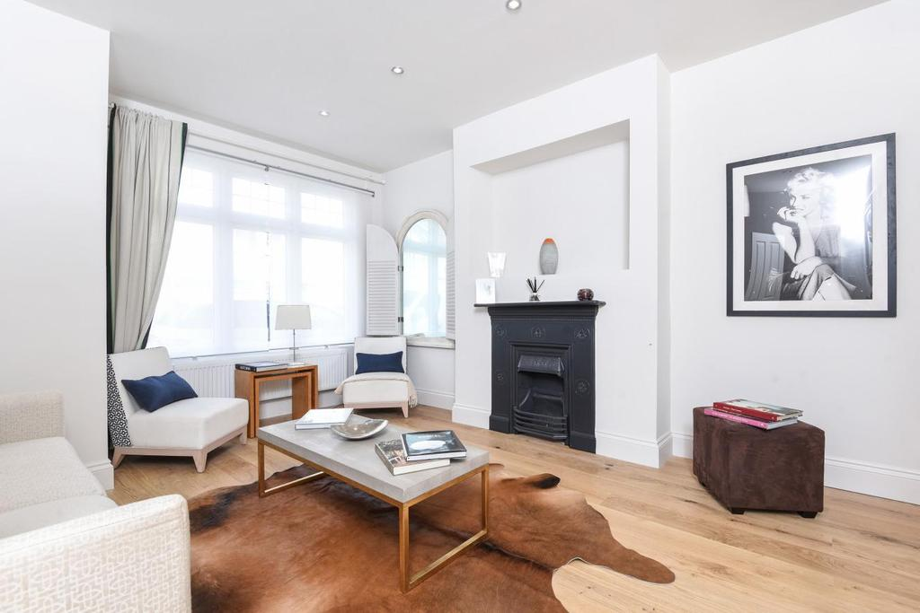 4 Bedrooms Terraced House for sale in Longmead Road, Tooting, SW17