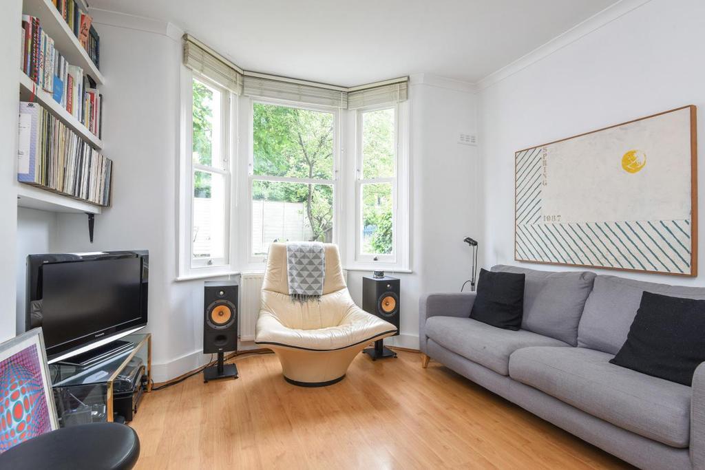 2 Bedrooms Maisonette Flat for sale in Aldis Street, Tooting, SW17