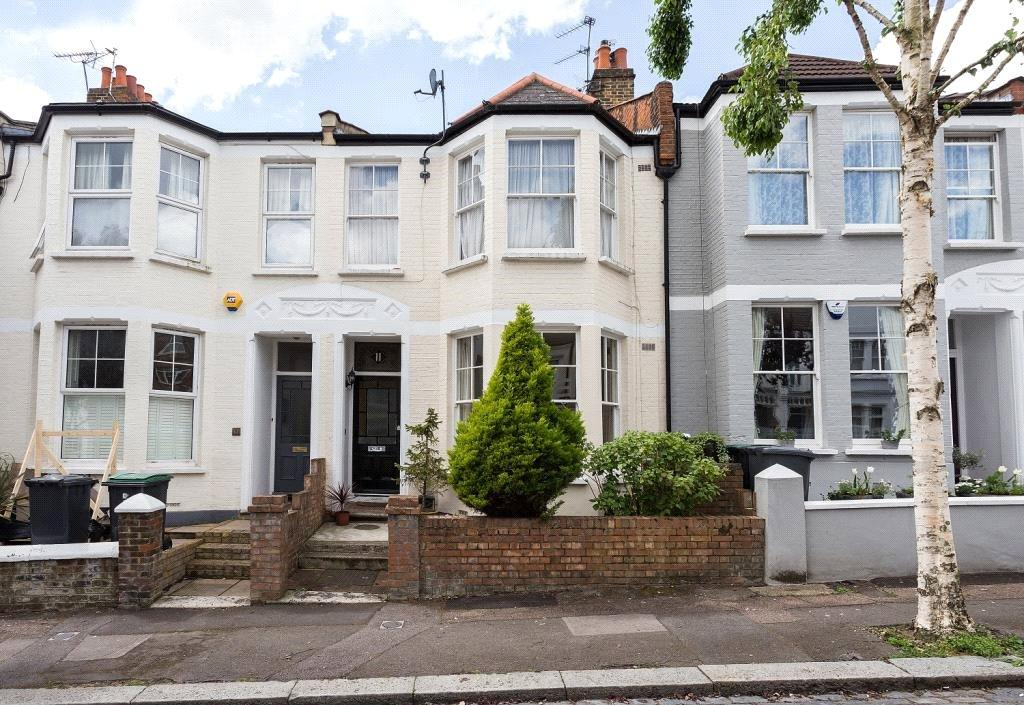 2 Bedrooms Flat for sale in Montague Road, London, N8