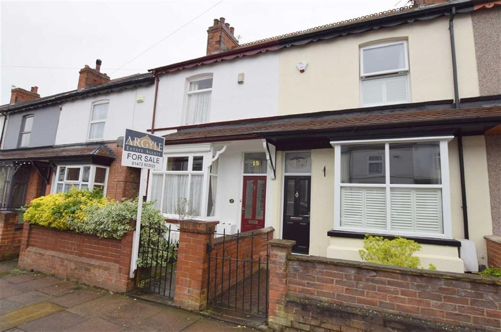 2 Bedrooms Terraced House for sale in Hey Street, Cleethorpes, North East Lincolnshire
