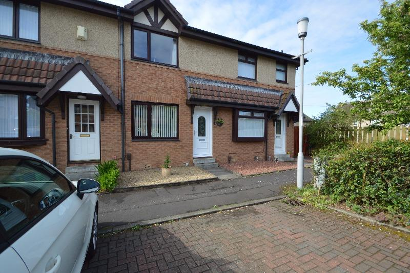 2 Bedrooms Terraced House for sale in Queens Drive, Troon, South Ayrshire, KA10 6SE