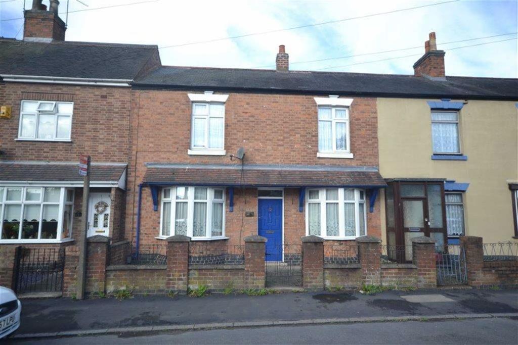 3 Bedrooms Terraced House for sale in Attleborough Road, Attleborough, Nuneaton