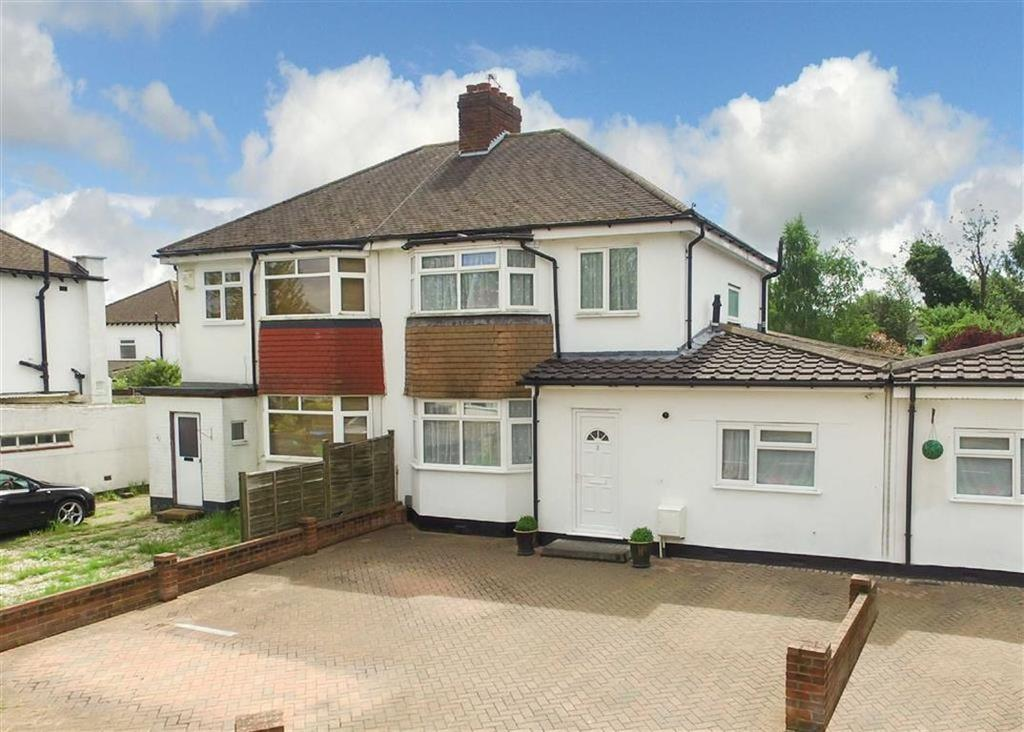 3 Bedrooms Semi Detached House for sale in Bramble Road, Ellenbrook, Hertfordshire