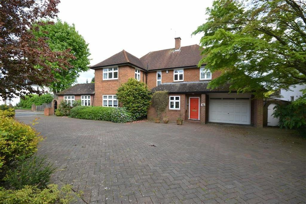 4 Bedrooms Detached House for sale in Broad Walk, London