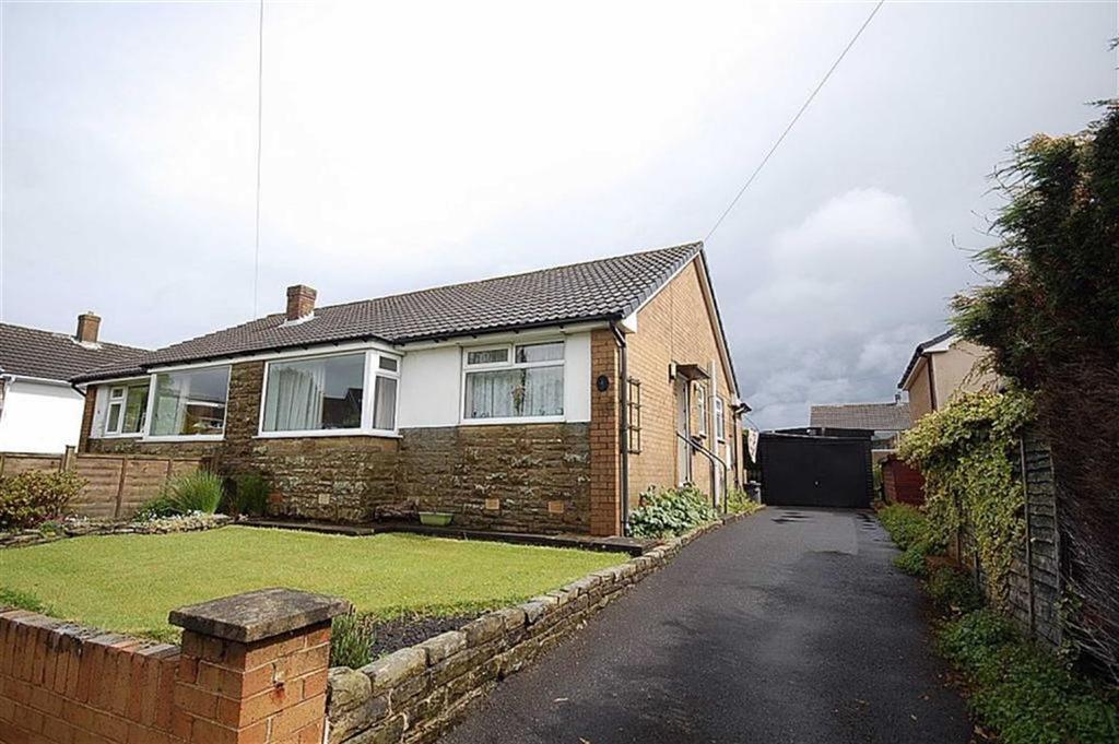 2 Bedrooms Semi Detached Bungalow for sale in Westfield Avenue, Meltham, Holmfirth, HD9
