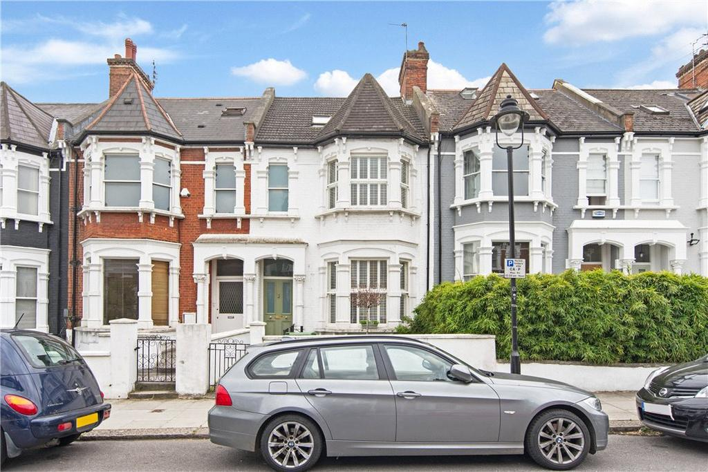 6 Bedrooms Terraced House for sale in Hillfield Road, London, NW6