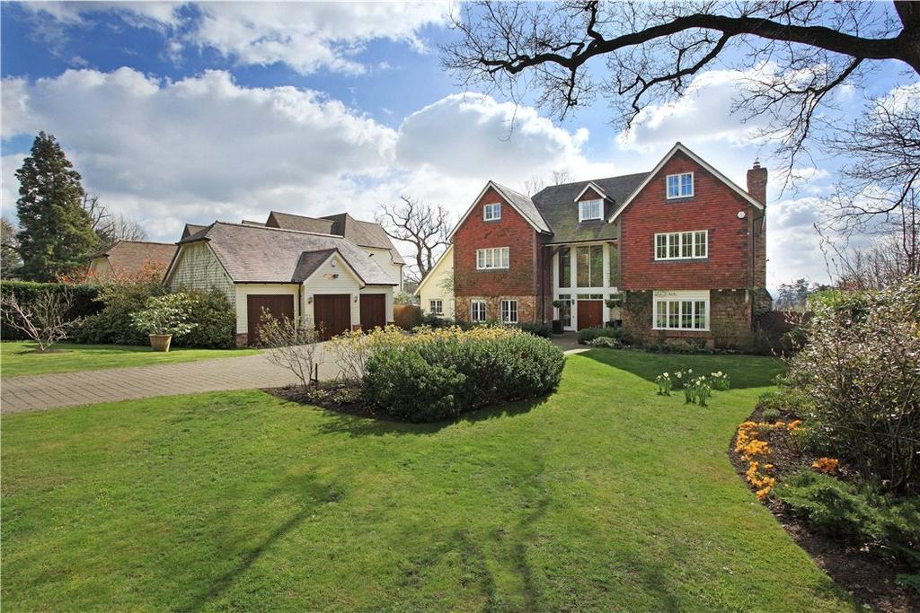 8 Bedrooms Detached House for sale in Holmewood Ridge, Langton Green, Tunbridge Wells, Kent, TN3