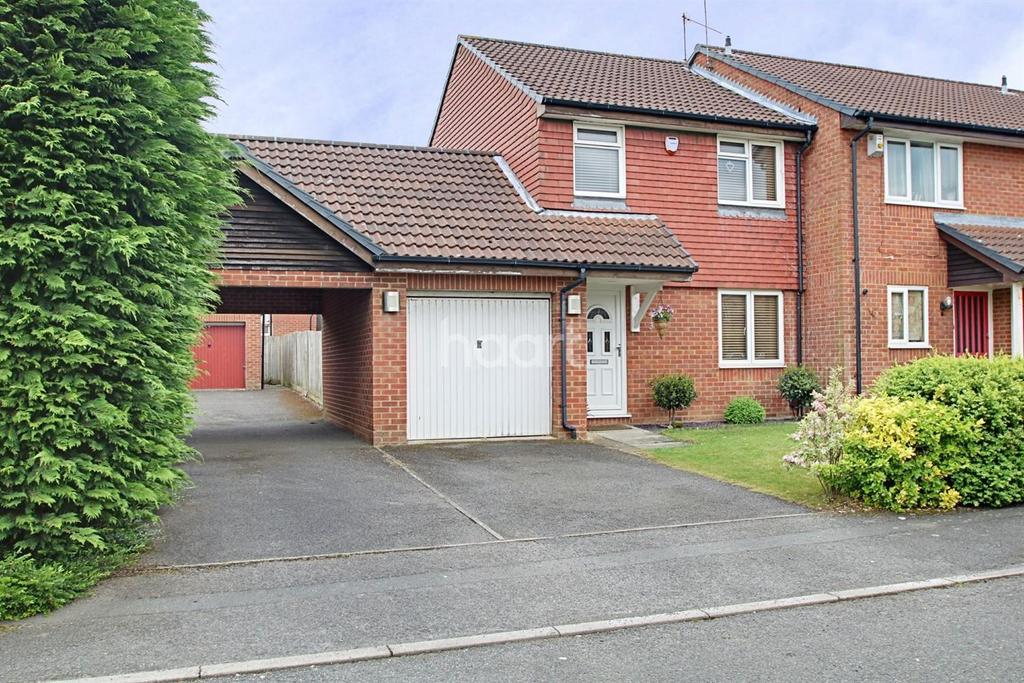 3 Bedrooms End Of Terrace House for sale in Family Home In Barton Hills