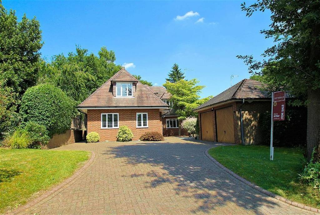 4 Bedrooms Detached House for sale in Briary Wood Lane, Mardley Heath, Welwyn AL6 0TF