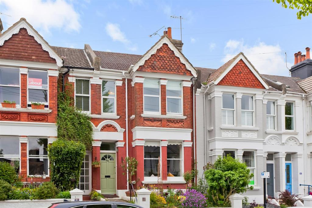 2 Bedrooms Flat for sale in Edburton Avenue, Fiveways, Brighton