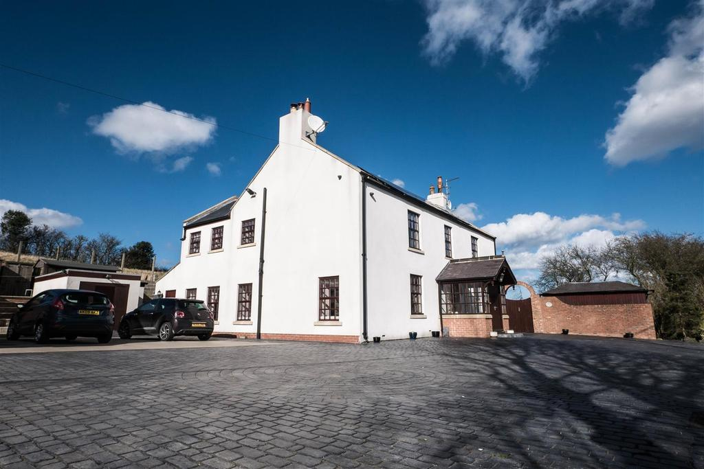5 Bedrooms Detached House for sale in Sheraton, Hartlepool
