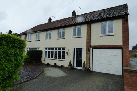 5 bedroom semi-detached house for sale - Molescroft Park, Beverley