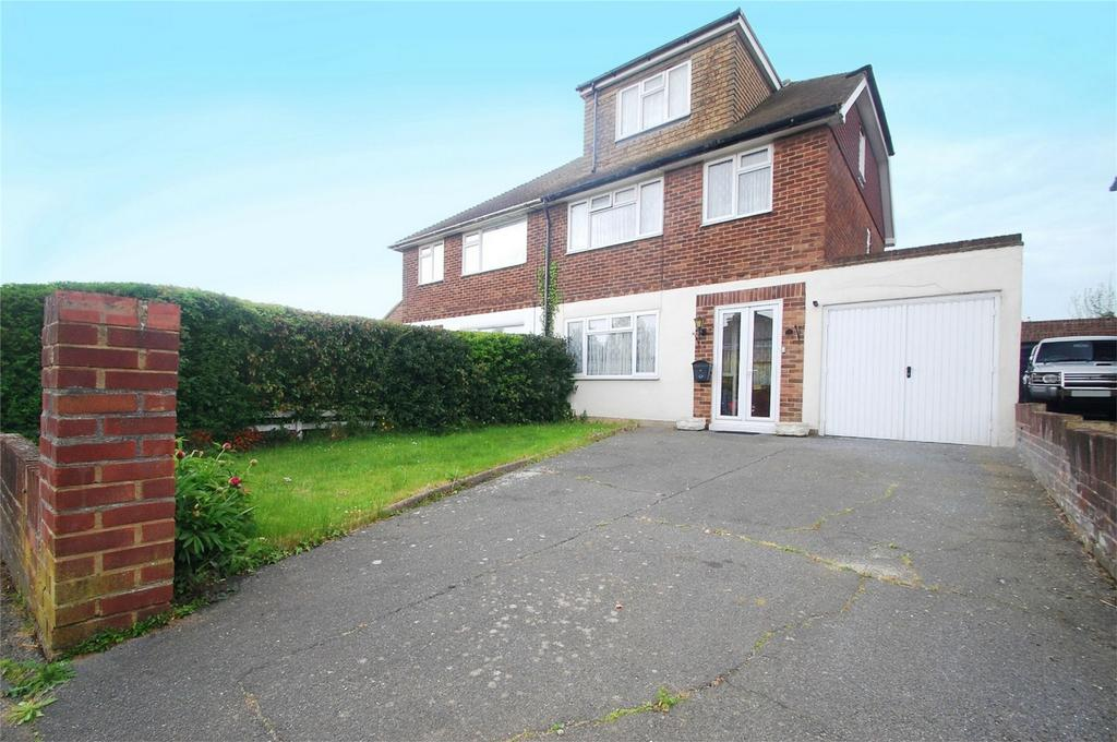 5 Bedrooms Semi Detached House for sale in Taverners Road, Rainham, Kent