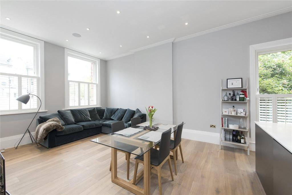 2 Bedrooms Flat for sale in Book House, London, SW18