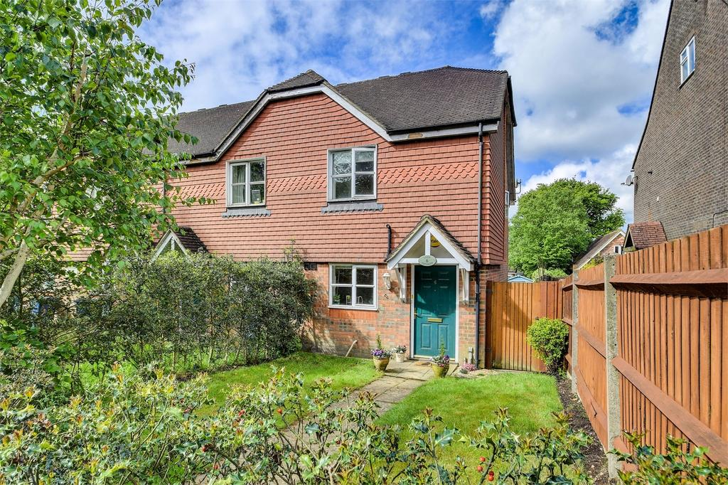 2 Bedrooms End Of Terrace House for sale in Lunn Cottages, Tilford Road, HINDHEAD, Surrey