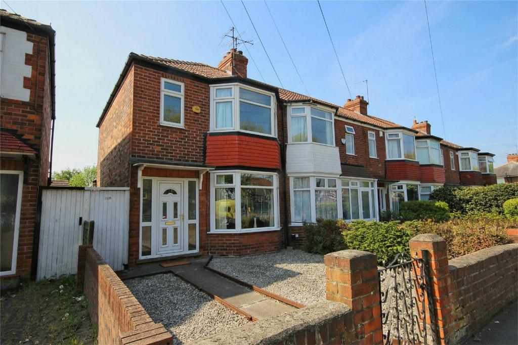 3 Bedrooms End Of Terrace House for sale in Willerby Road, Hull, East Riding of Yorkshire