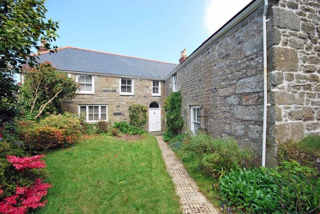 5 Bedrooms Detached House for sale in Paul, Nr. Mousehole, Penzance, Cornwall, TR19