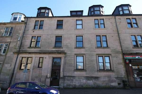 2 Bedrooms Flat for sale in 1/2, 71 Nicolson Street, Greenock, PA15 1TL