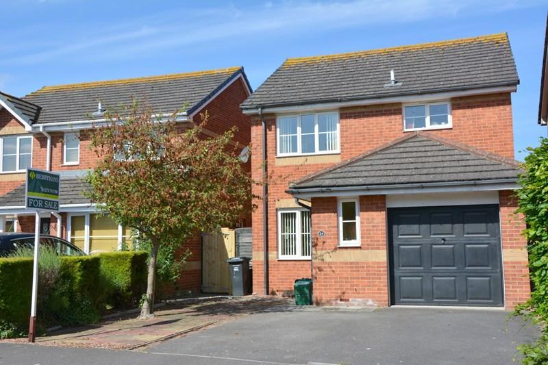 3 Bedrooms Detached House for sale in Priestley Way, Burnham-On-Sea