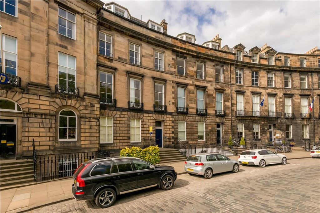 3 Bedrooms Flat for sale in Randolph Crescent, Edinburgh, Midlothian, EH3