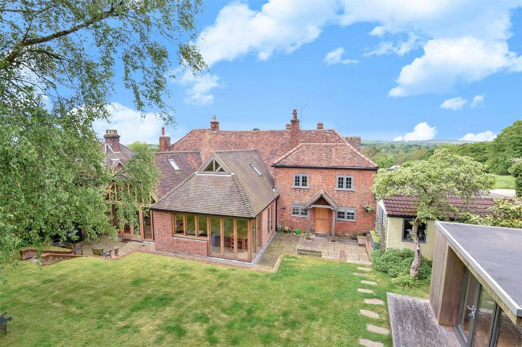 6 Bedrooms Detached House for sale in Twyford, Winchester, Hampshire