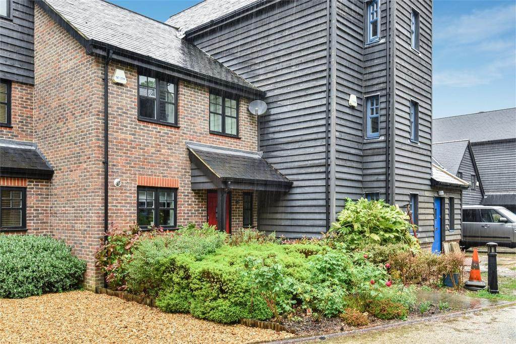 3 Bedrooms Terraced House for sale in Micheldever Station, Winchester, Hampshire