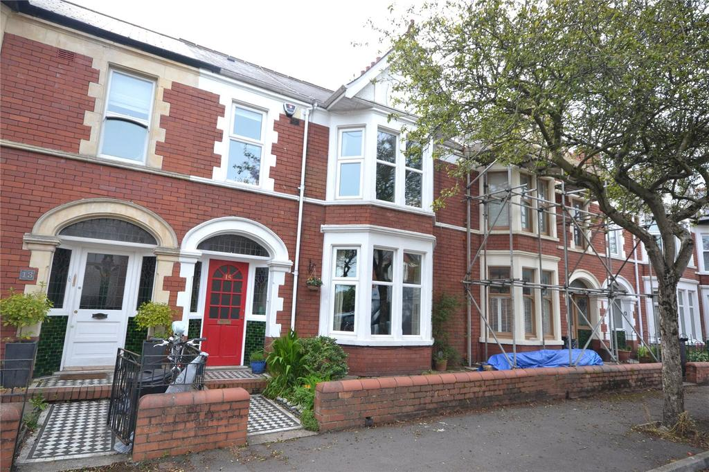 4 Bedrooms Terraced House for sale in Sturminster Road, Penylan, Cardiff, CF23