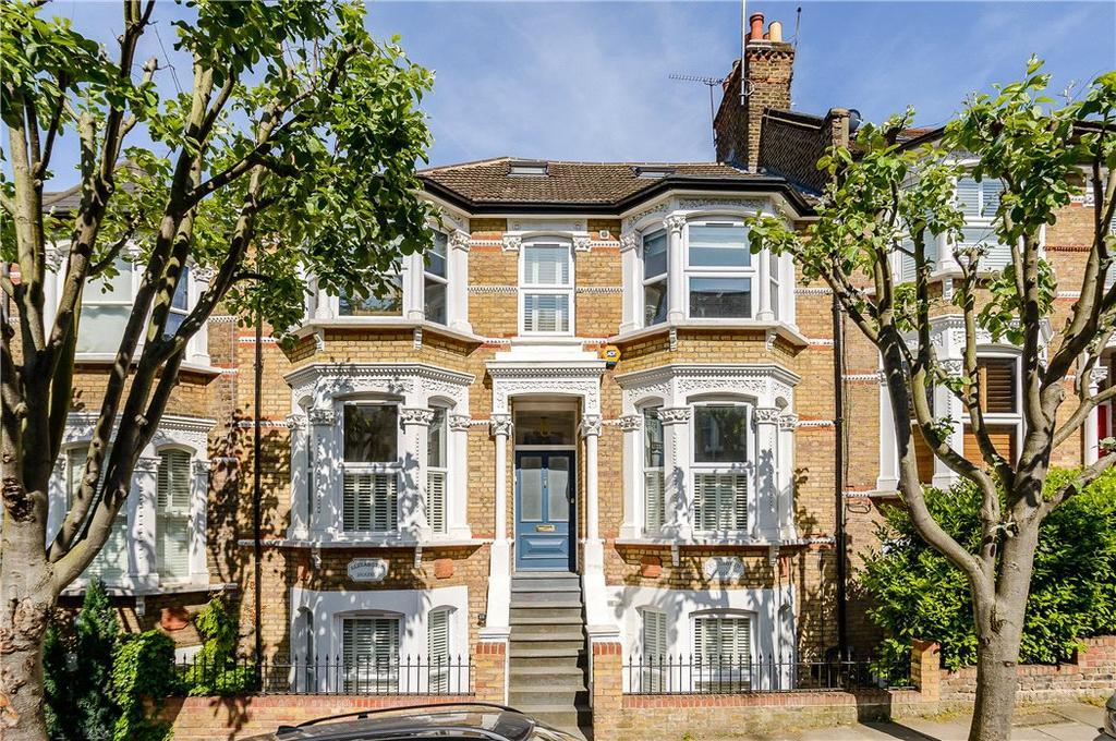 5 Bedrooms Terraced House for sale in Aubert Road, Highbury, London, N5