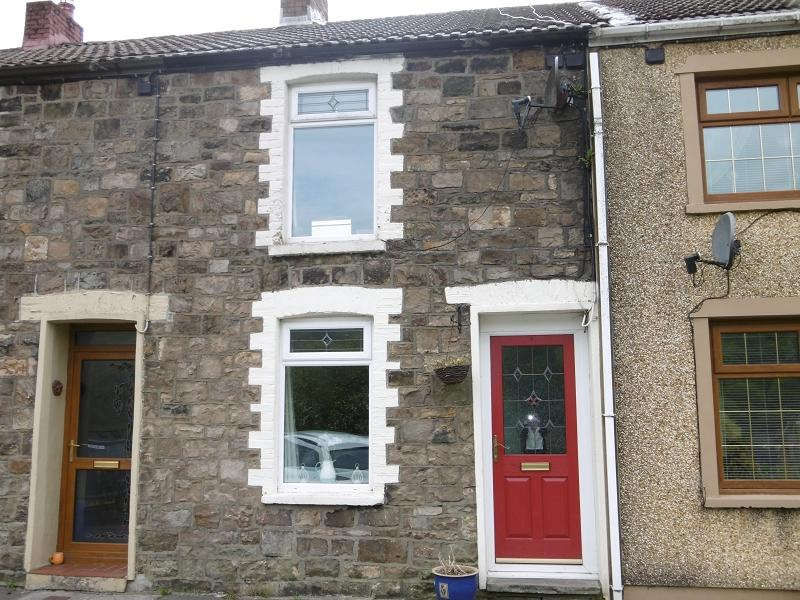 2 Bedrooms Terraced House for sale in Bedwellty Pits , Tredegar, Blaenau Gwent.