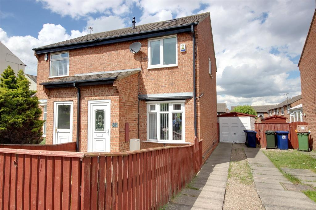 2 Bedrooms Semi Detached House for sale in Guisborough Street, Eston