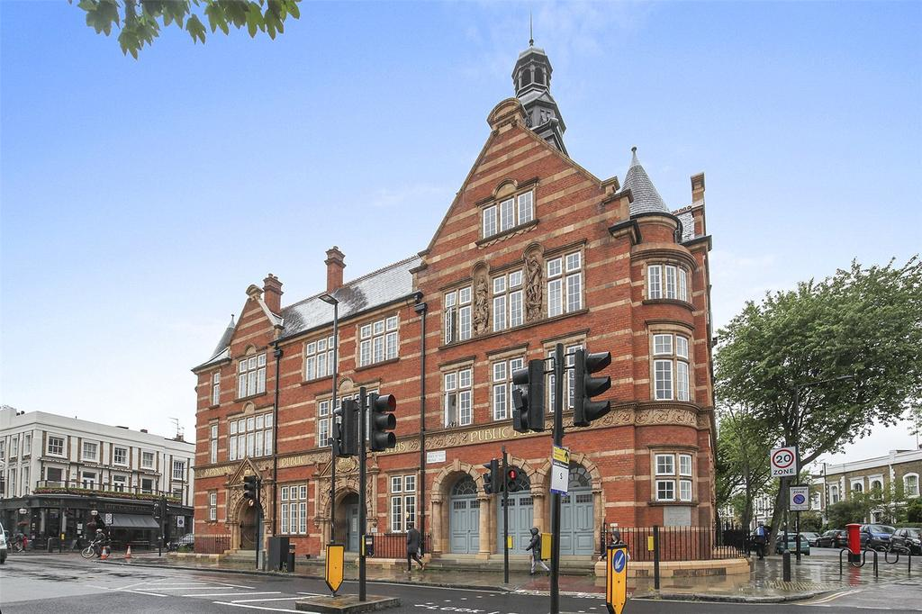 2 Bedrooms Flat for sale in Prince of Wales Road, London, NW5