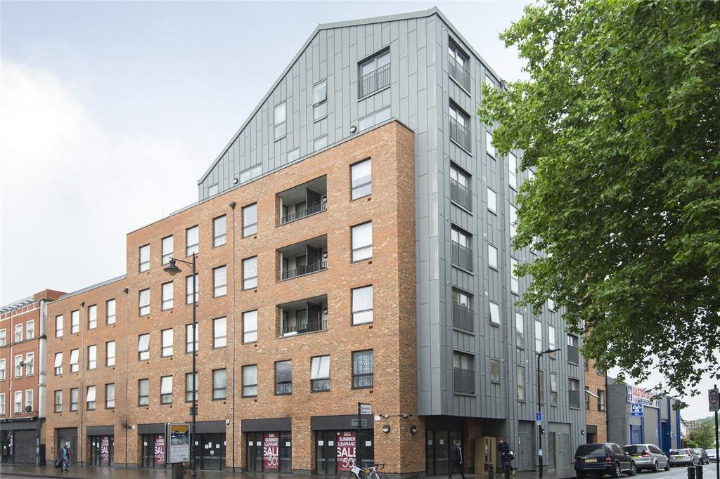 1 Bedroom Flat for sale in Mylne Apartments, 93 Barretts Grove, London, N16
