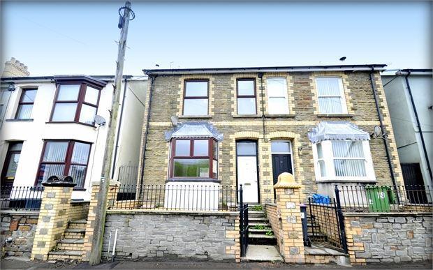 3 Bedrooms Semi Detached House for sale in Cwmavon Road , Blaenavon, Pontypool, NP4 9LE