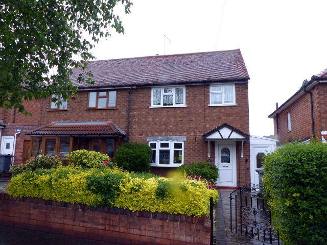 3 Bedrooms Semi Detached House for sale in Appleton Avenue,Great Barr,Birmingham