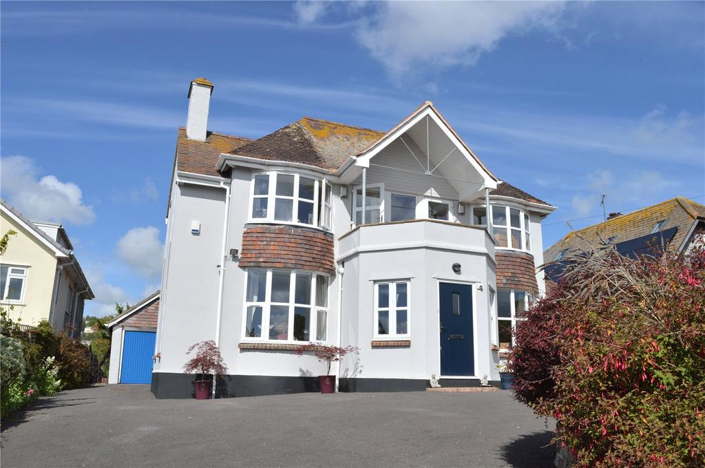 4 Bedrooms Detached House for sale in Charmouth Road, Lyme Regis, Dorset