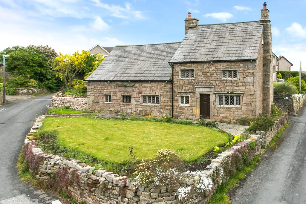 3 Bedrooms Detached House for sale in The Old School House, 1 Low Road, Middleton, Heysham LA3 3JG