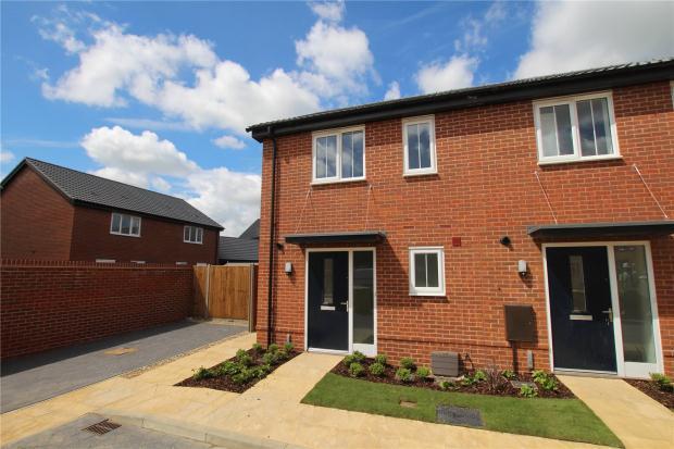 2 Bedrooms Semi Detached House for sale in Heather Gardens, Off Back Lane,, Hethersett,, Norwich,