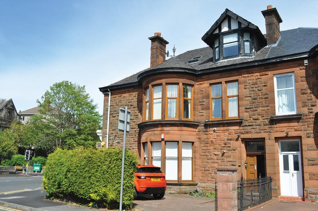 5 Bedrooms Terraced House for sale in 1 Struan Road, Cathcart, G44 3AT