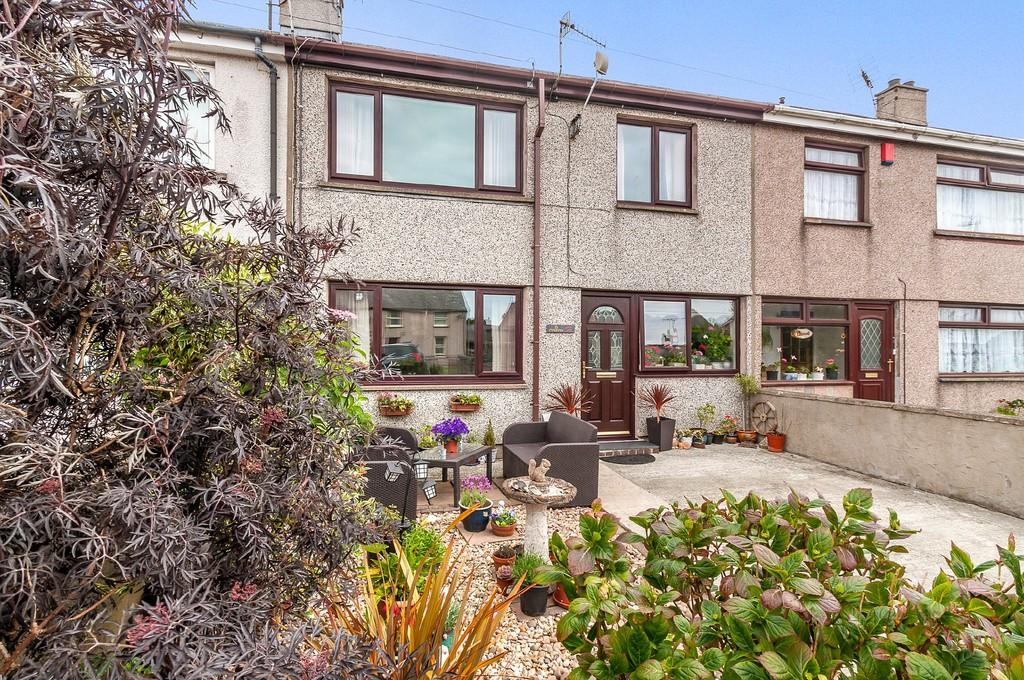 3 Bedrooms Terraced House for sale in Wesley Street, Bodedern, North Wales