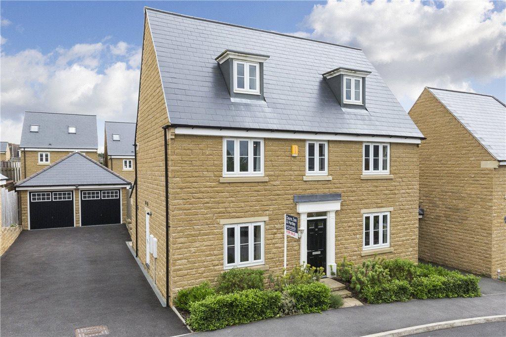 5 Bedrooms Detached House for sale in Honey Pot Drive, Baildon, West Yorkshire