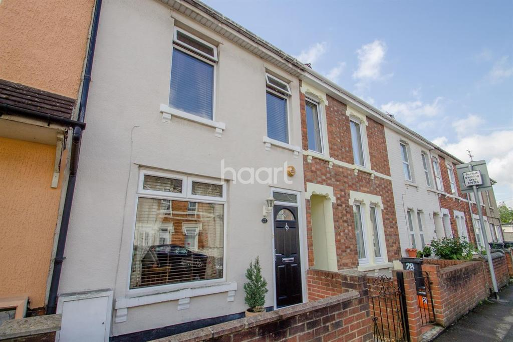 2 Bedrooms Terraced House for sale in Armstrong Street, Swindon, Wiltshire