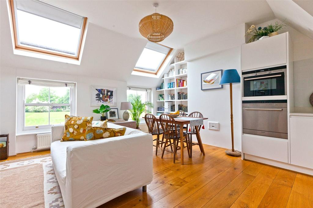 2 Bedrooms Flat for sale in Hornsey Lane, Highgate, London, N6