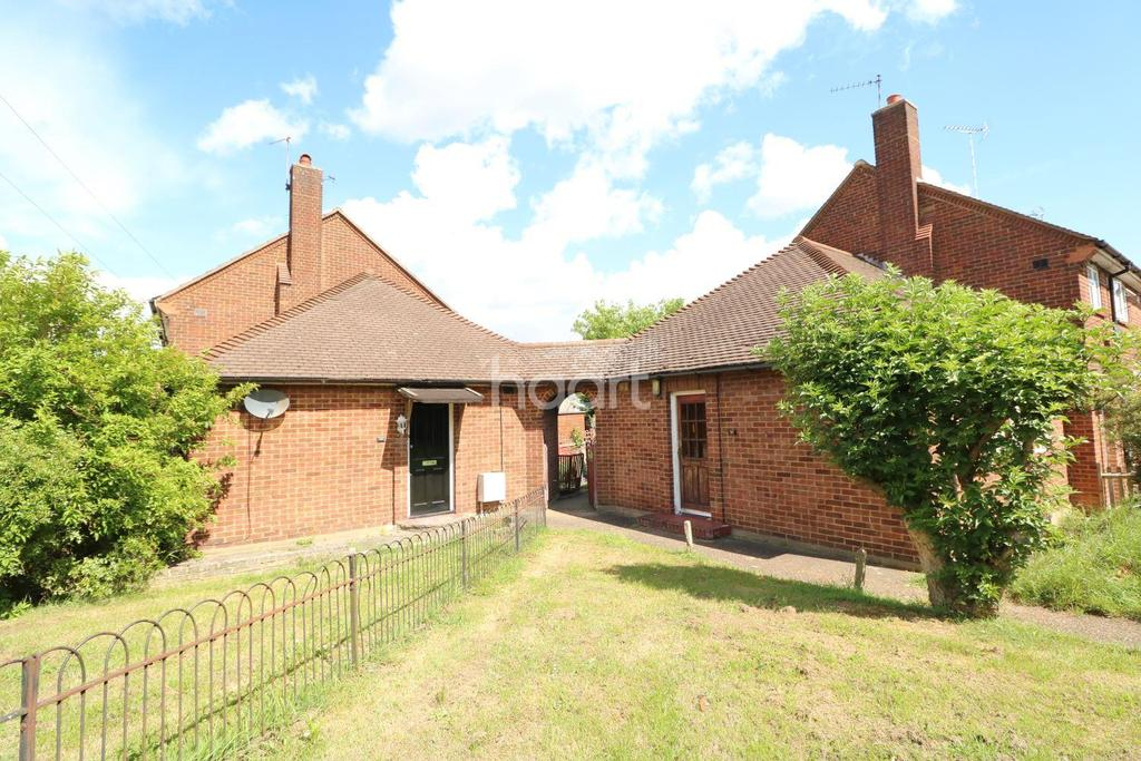 2 Bedrooms Bungalow for sale in Curtismill Way, Orpington