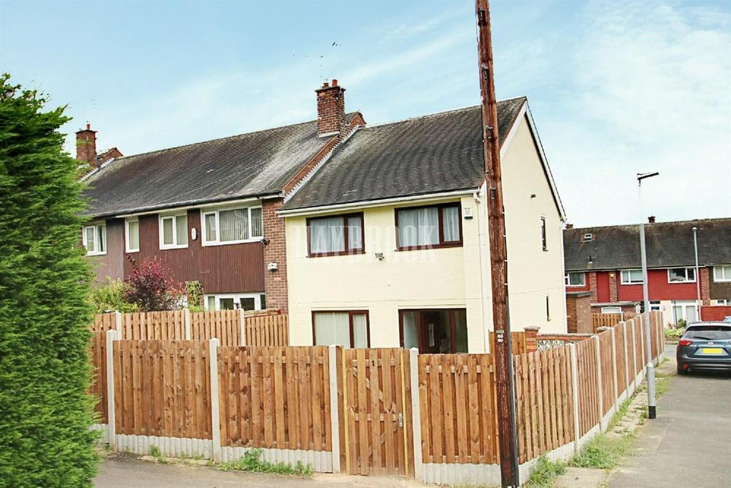 3 Bedrooms End Of Terrace House for sale in Goodwin Way, Rockingham