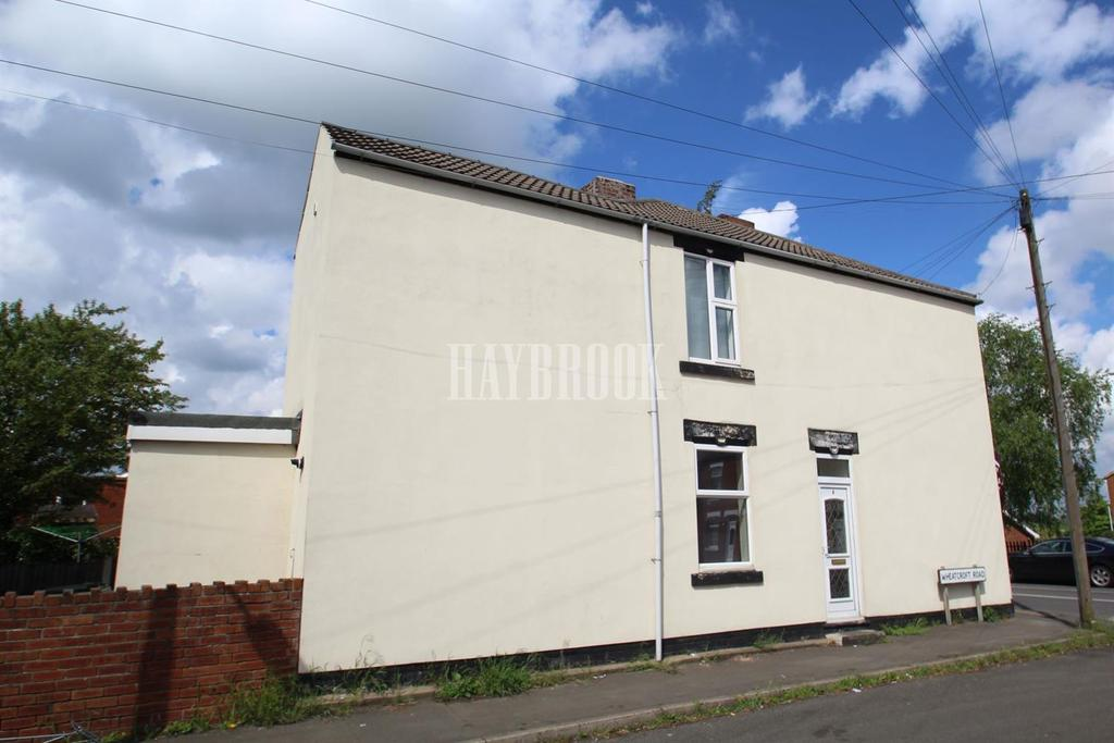 2 Bedrooms End Of Terrace House for sale in Wheatcroft Road, Rawmarsh
