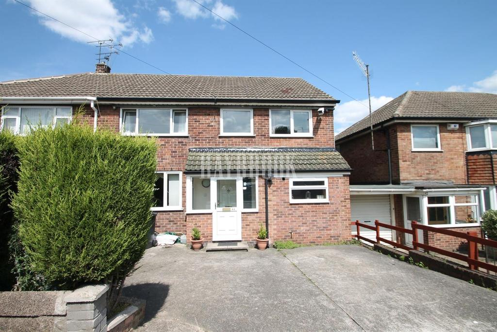 5 Bedrooms Semi Detached House for sale in Croft Road, Brinsworth