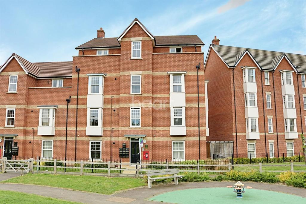 2 Bedrooms Flat for sale in Milton Keynes