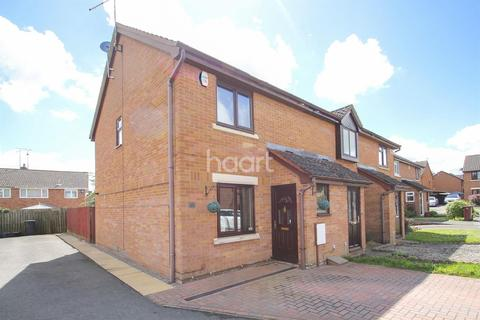2 bedroom end of terrace house for sale - Matchless Close, Duston, Northampton